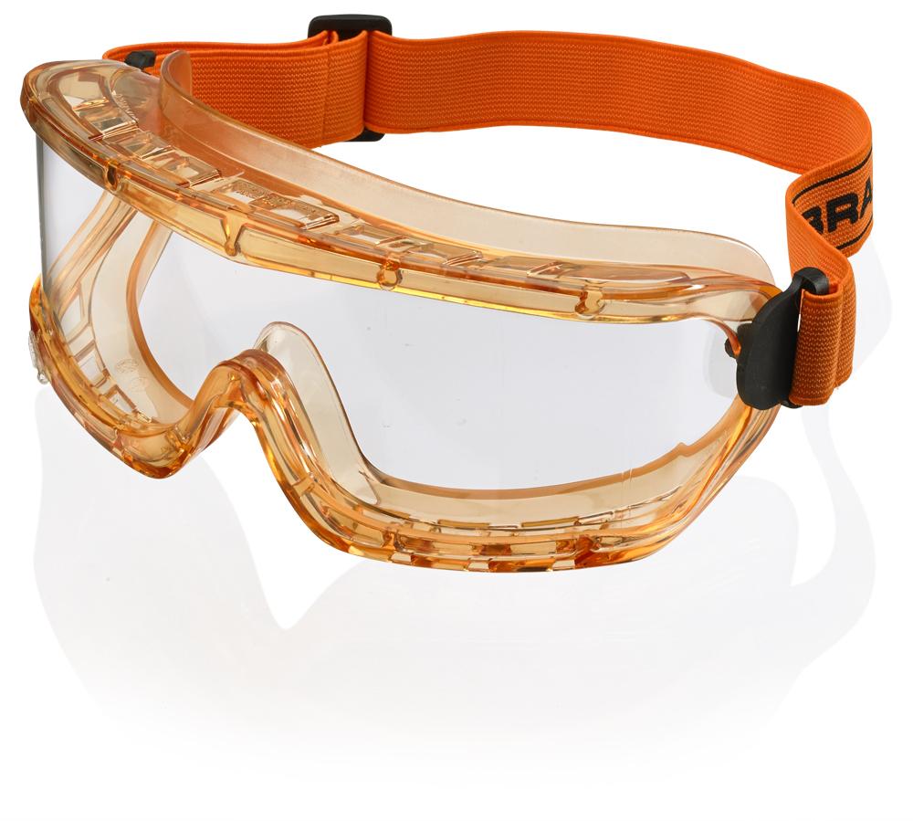 Μάσκα Premium Click Πορτοκαλί