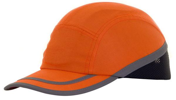Καπέλο τύπου Baseball με κέλυφος υψηλής ορατότητας Click