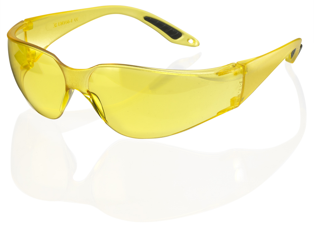 Vegas Safety Spectacles Yellow
