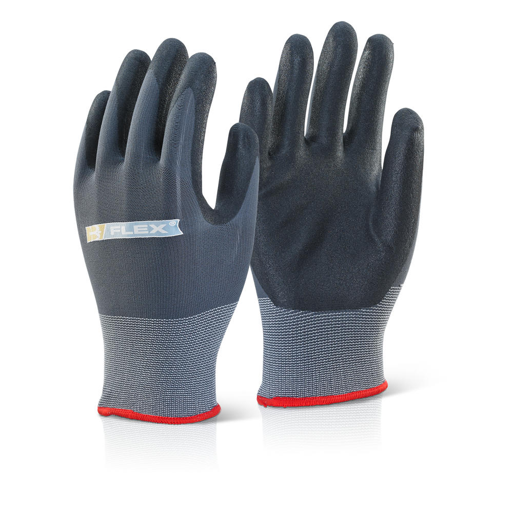 Nitrile PU Mix Coated Glove Click