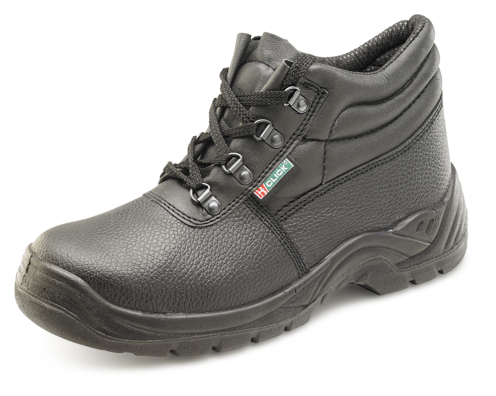 CLICK 4 D-RING Midsole Boot S1P