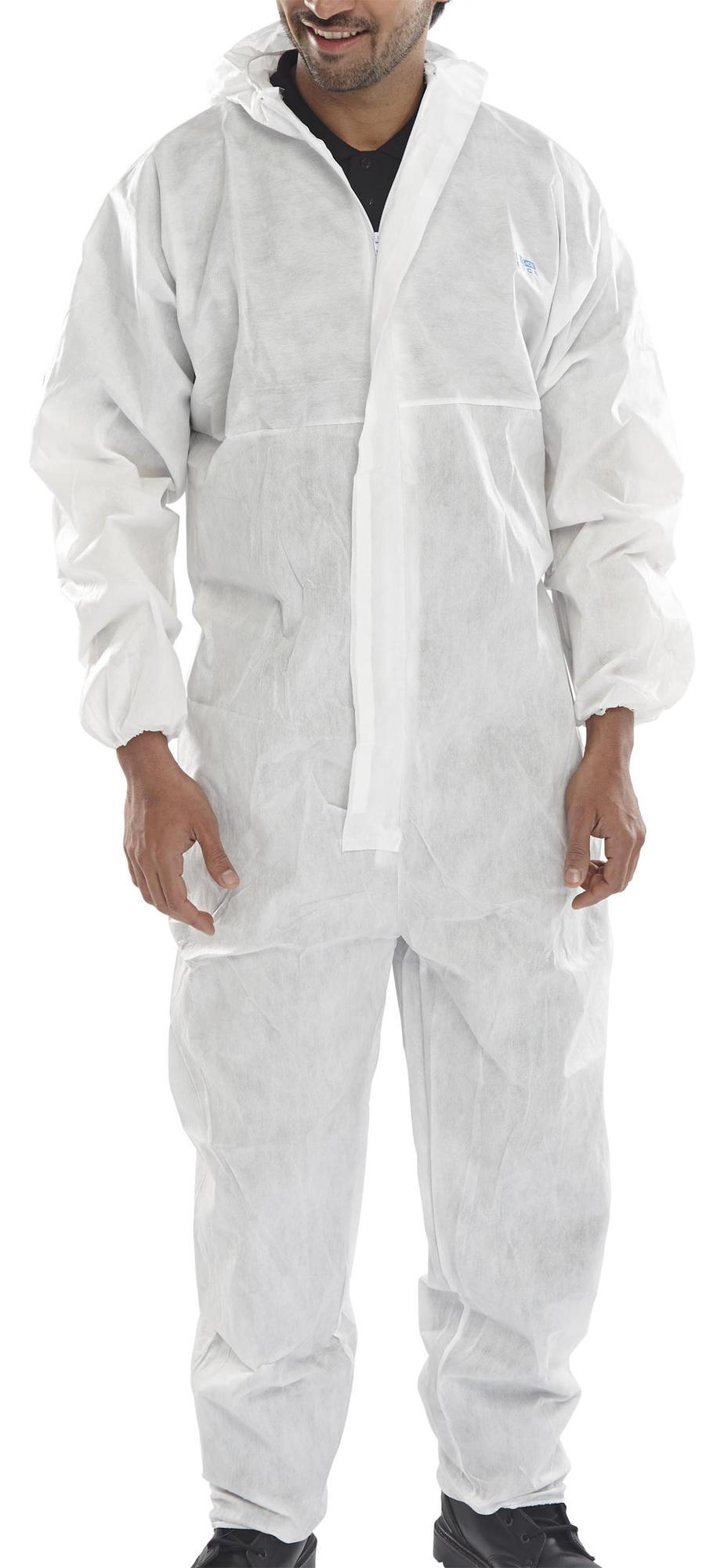 Disposable Boilersuit Type 5/6