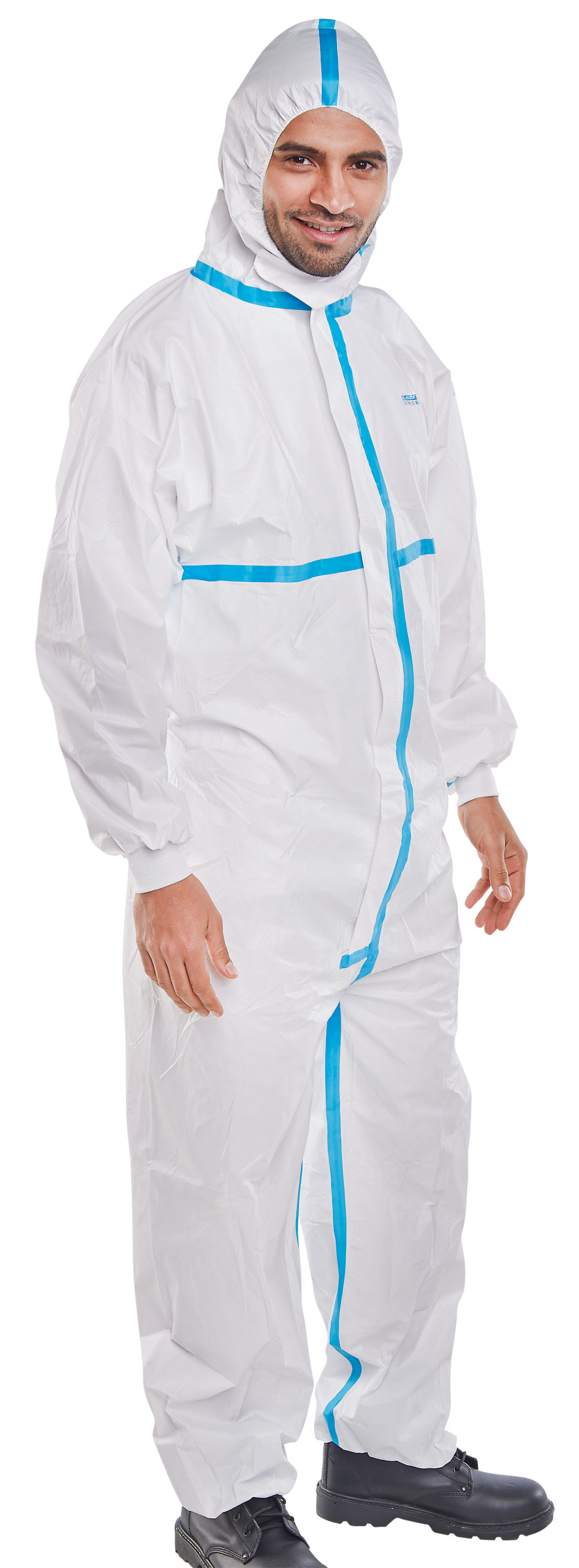 Microporous Disposable Coverall Type 4/5/6