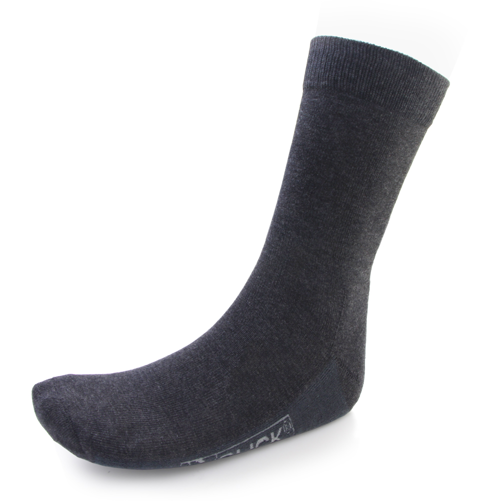 CLICK Work Socks Grey