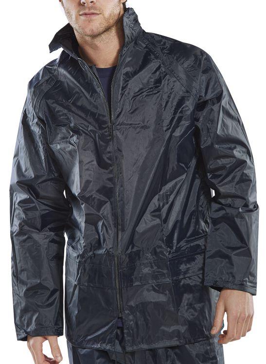 Nylon B-DRI Jacket
