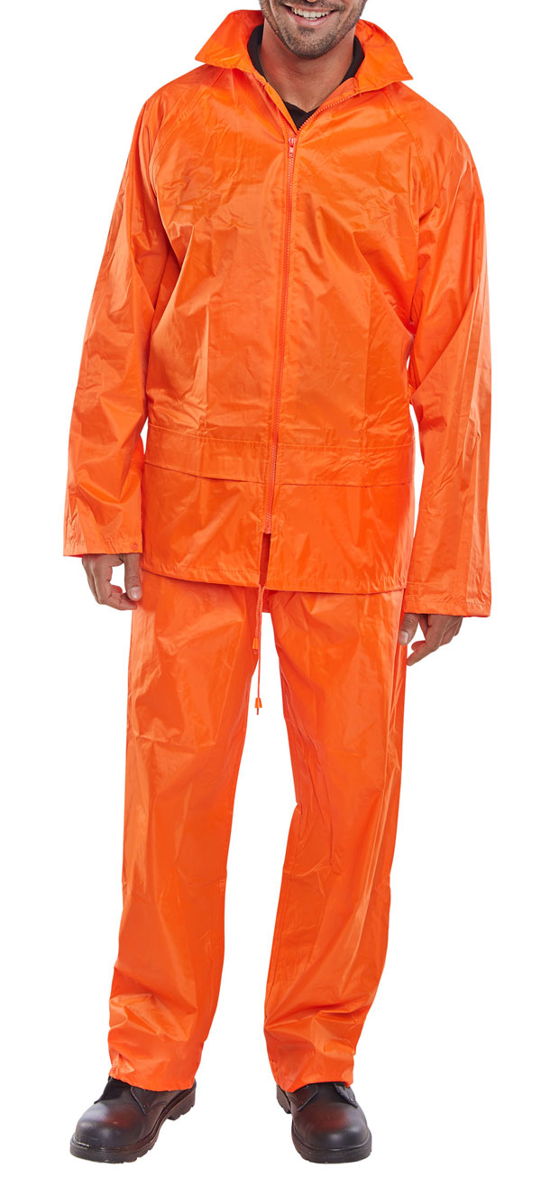 Nylon B-DRI Suit