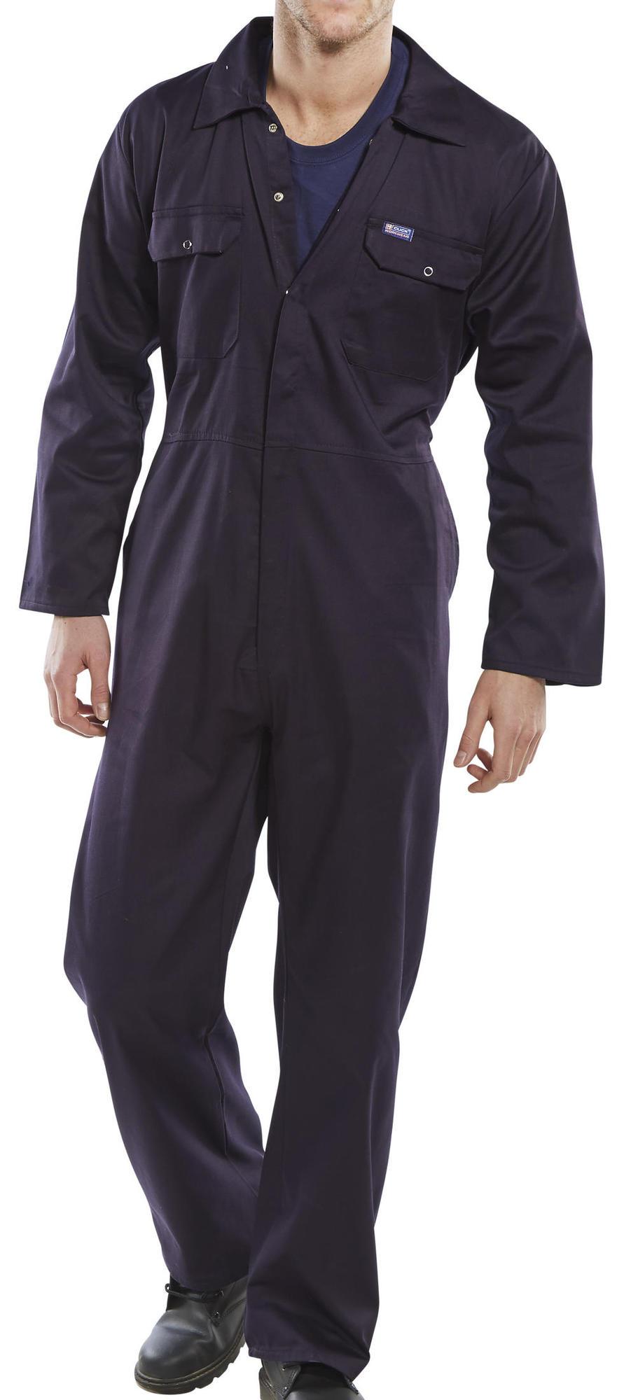 Click Regular Boilersuit