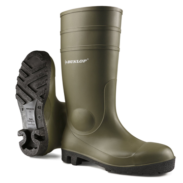 Dunlop Protomaster Full Safety PVC Wellington
