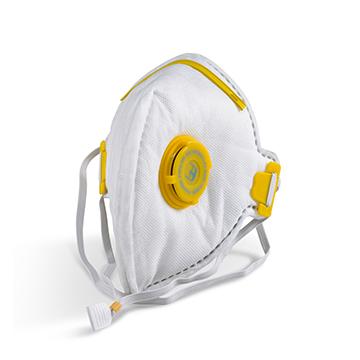 Μάσκα αναδιπλούμενη με βαλβίδα Ρ3