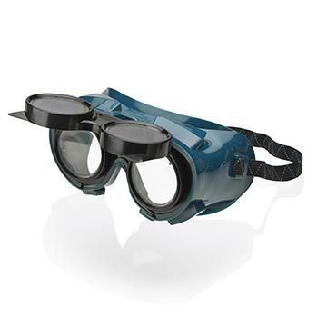 Flip Front Welding Goggles