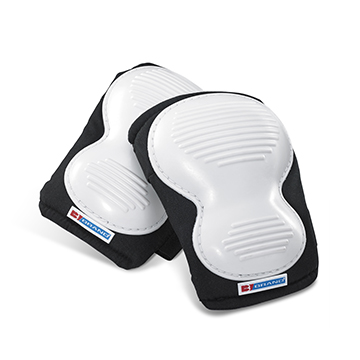 Click Poly Ridged Knee Pads