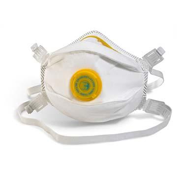 Μάσκα P3 με βαλβίδα