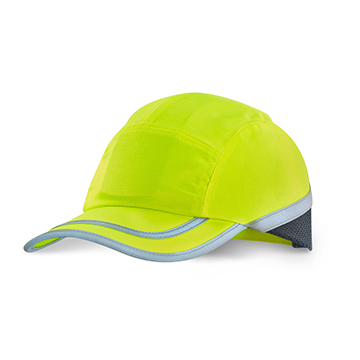 Click Safety Baseball Cap High Visibility