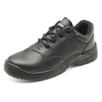 Παπούτσι S1P προστασίας με συνθετικά υλικά