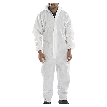 Microporous Disposable Coverall Type 5/6