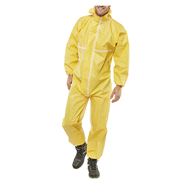 Microporous Disposable Coverall Type 3/4/5/6