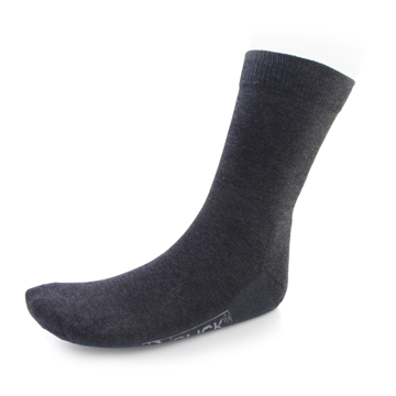 CLICK Work Sock Grey