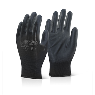 Economy PU Coated Gloves Click