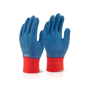 Latex Fully Coated Gripper Glove