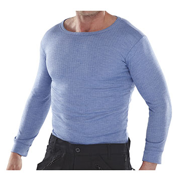 Long Sleeve Thermal Vest Click