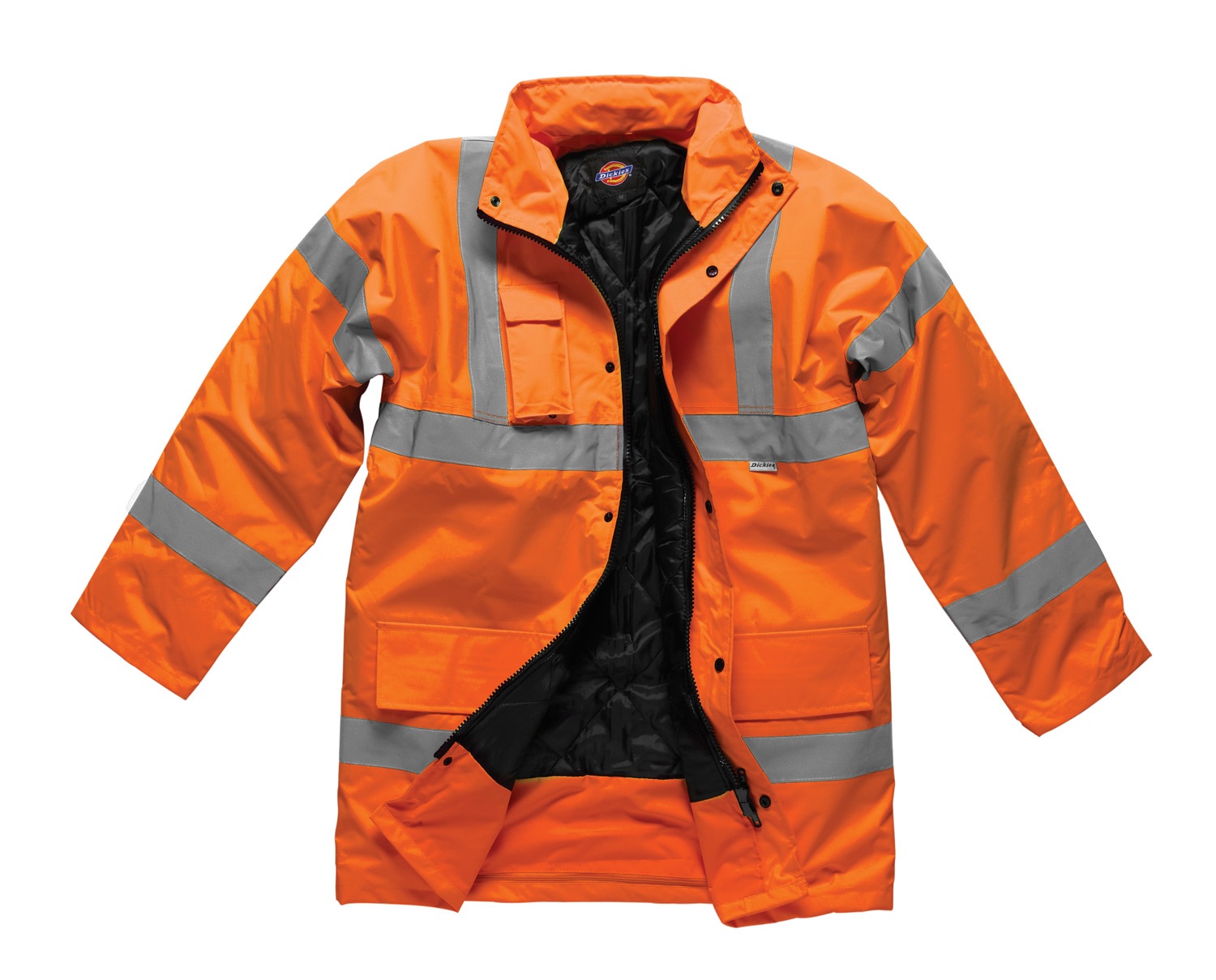 Dickies Hi Vis Motorway Safety Jacket